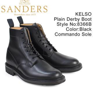 サンダース(SANDERS)のsanders  ミリタリーダービー ブーツ(ブーツ)