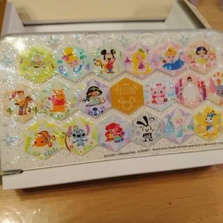 ディズニー(Disney)のDisney   CRYSTAL SEASON  3DS LL ソフトカバー  (携帯用ゲーム本体)