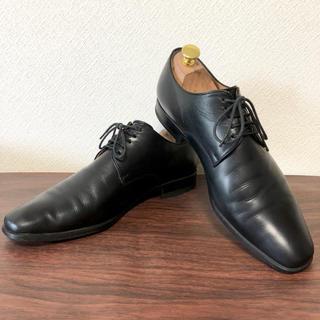 リーガル(REGAL)の【送料込み】REGAL リーガル 25 ビジネスシューズ 革靴 メンズ 黒(ドレス/ビジネス)