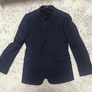 スーツセレクト ジャケット 紺(スーツジャケット)