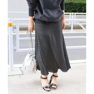 IENA - IENA 18AW レトロプリントランダムパネルスカート