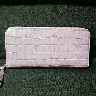 サザビー(SAZABY)のサザビー型押し財布(財布)