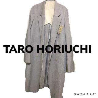 サカイ(sacai)の美品♡TARO HORIUCHI ストライプジャケット レディースM(テーラードジャケット)