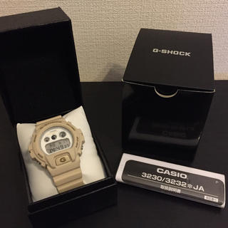 ジーショック(G-SHOCK)の国内正規品 G-SHOCK DW-6900EW-7JF(腕時計(デジタル))