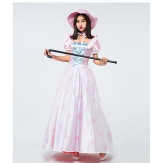 トイ・ストーリー 仮装 ドール ハロウィン 人形 姫 コスプレ(セット/コーデ)