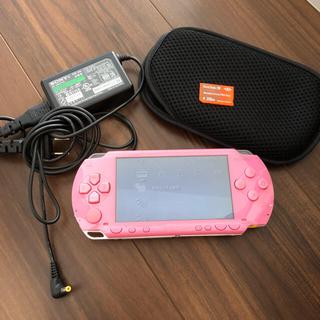 プレイステーションポータブル(PlayStation Portable)の【お値下げ】PSP本体(携帯用ゲーム本体)