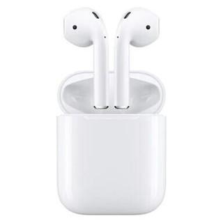 Apple - airpods ワイヤレスイヤホン Bluetooth