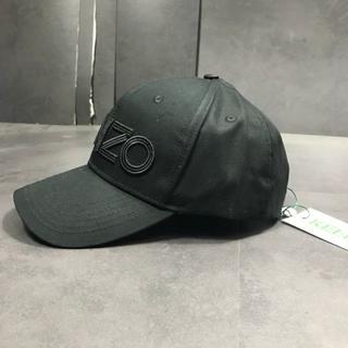 ケンゾー(KENZO)の美品☆未使用KENZO◆ブラック野球帽(その他)
