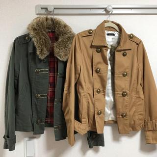 シマムラ(しまむら)のジャケット まとめ売り(ノーカラージャケット)
