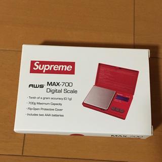 シュプリーム(Supreme)のSupreme AWS MAX-700 Digital Scale スケール(その他)