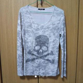 カーム(CALM)のCALM スカルロンT(Tシャツ(長袖/七分))