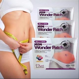 残りわずか ワンダーパッチ♡ダイエットシール♡韓国で人気 腹筋(エクササイズ用品)