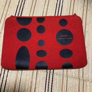 コムデギャルソン(COMME des GARCONS)のコムデギャルソンコートエシェル MacBookAir 12.9インチ PCケース(iPadケース)