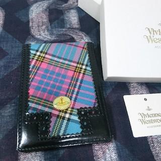 ヴィヴィアンウエストウッド(Vivienne Westwood)のVivienne Westwood パスケース(パスケース/IDカードホルダー)
