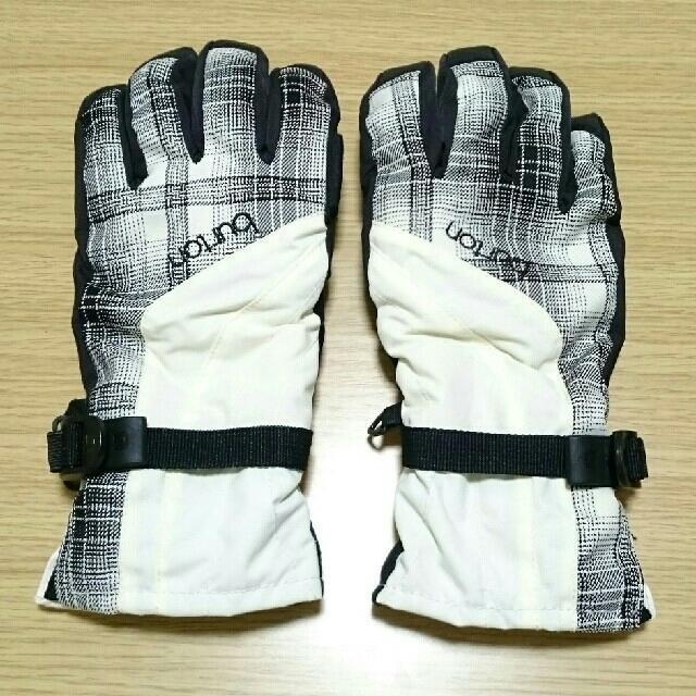 BURTON(バートン)のバートン☆ スノーボード用グローブ 手袋 レディースSサイズ スポーツ/アウトドアのスノーボード(ウエア/装備)の商品写真
