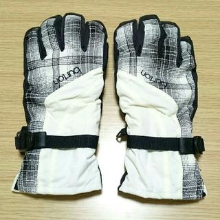バートン(BURTON)のバートン☆ スノーボード用グローブ 手袋 レディースSサイズ(ウエア/装備)
