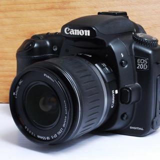 キヤノン(Canon)の❤超大人気❤EOS 20D❤高速連写❤ベストセラー機種 (デジタル一眼)