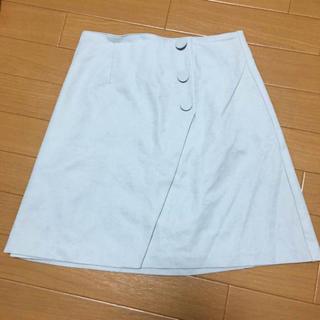 ワンアフターアナザーナイスクラップ(one after another NICE CLAUP)のナイスクラップ 台形スカート(ミニスカート)