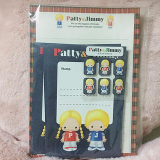 サンリオ - サンリオ♡Patty&Jimmyレターセット