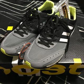 adidas - 新品 adidas adiZERO takumi ren BOOST3 WIDE