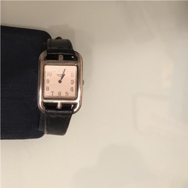 on sale 0eff5 42b84 Helmes エルメス ケープコッド 時計