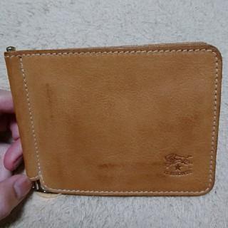 イルビゾンテ(IL BISONTE)のイルビゾンテ財布(マネークリップ)