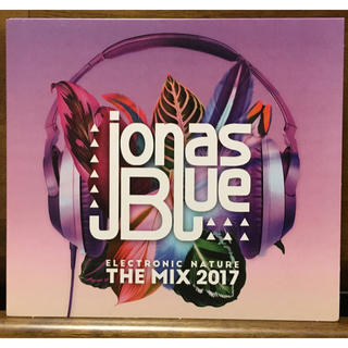 Jonas Blue -Electronic Nature 2017-(クラブ/ダンス)