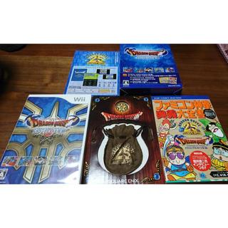 ウィー(Wii)のドラゴンクエスト Ⅰ・Ⅱ・Ⅲ(家庭用ゲームソフト)