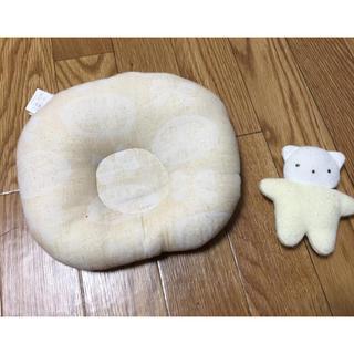 ファミリア(familiar)のベビー枕 ドーナツ枕 ぬいぐるみ まとめ売り ファミリア 値下げ(枕)