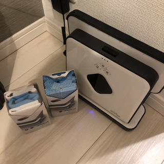 アイロボット(iRobot)の【美品】ブラーバ  380j  (掃除機)