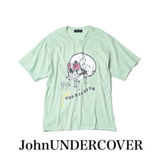 アンダーカバー(UNDERCOVER)の【美品】JohnUNDERCOVER ビッグTEE(Tシャツ/カットソー(半袖/袖なし))