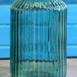 フラワーベース 硝子瓶