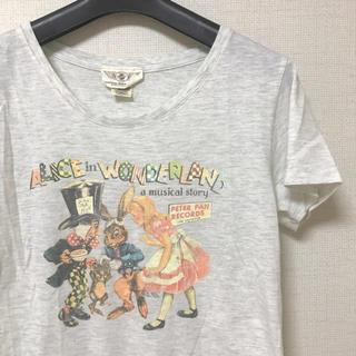 ダブルネーム(DOUBLE NAME)のダブルネーム 不思議の国のアリスT(Tシャツ(半袖/袖なし))