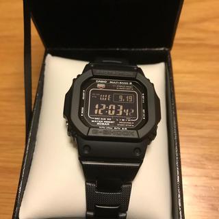 ジーショック(G-SHOCK)のG-SHOCK GW-M5610BC-1JF(腕時計(デジタル))
