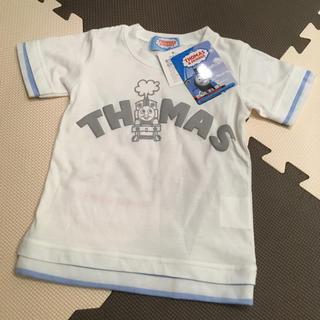 シマムラ(しまむら)のトーマス Tシャツ 100 新品 重ね着 西松屋 しまむら バースデー(Tシャツ/カットソー)