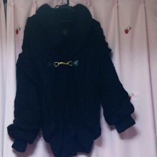 チュー(CHU XXX)のニット(毛皮/ファーコート)