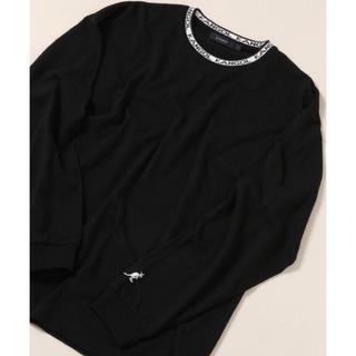 レイジブルー(RAGEBLUE)のカンゴールロゴプリントTシャツ(Tシャツ/カットソー(七分/長袖))