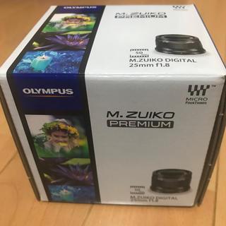 オリンパス(OLYMPUS)のさっちゃん様専用 新品 OLYMPUS 単焦点レンズ (レンズ(単焦点))