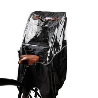 自転車チャイルドシート用レインカバー