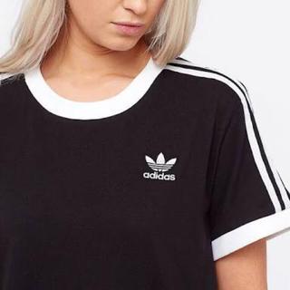 アディダス(adidas)のアディダスオリジナルス 3 STRIPES TEE Tシャツ 新品(Tシャツ(半袖/袖なし))