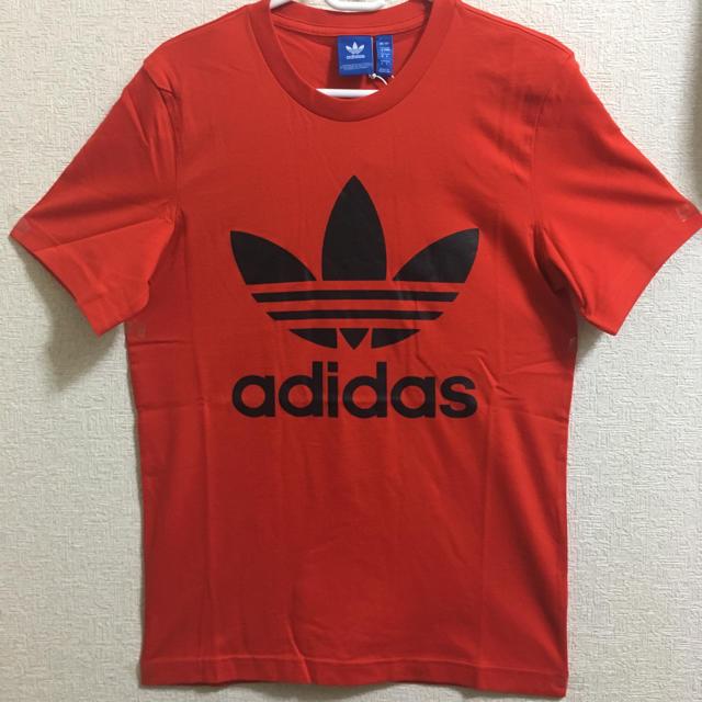 adidas(アディダス)のアディダスオリジナルス Tシャツ S  新品未使用品 国内正規品 メンズのトップス(Tシャツ/カットソー(七分/長袖))の商品写真