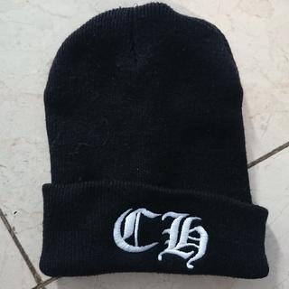 クロムハーツ(Chrome Hearts)のクロムハーツ ニット 帽子 キャップ ニット帽(ニット帽/ビーニー)
