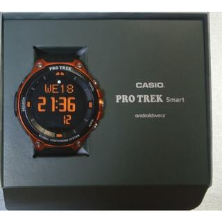 CASIO - 新品保証付 カシオ PRO TREK Smart WSD-F20-RG