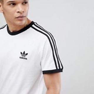 adidas - adidas originals 3 STRIPES TEE Tシャツ 新品