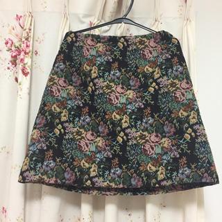 ジーユー(GU)のスカート (ミニスカート)