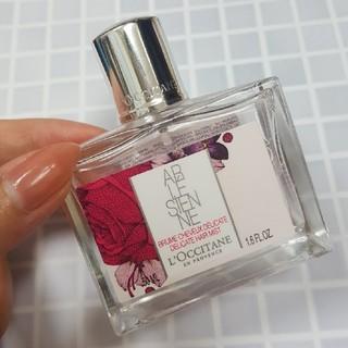 L'OCCITANE - ロクシタン リボンアルル♡ヘアミスト
