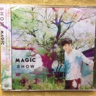 SHOW CD+DVD 「MAGIC[DVD付初回限定盤 B]」(K-POP/アジア)