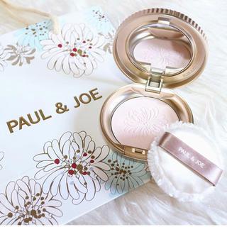 PAUL & JOE - 新品 ポール&ジョー セッティングパウダー