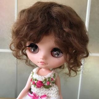 モヘア チョコホイップ 7.5インチ ミディブライス(人形)