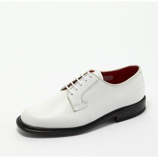 リーガル(REGAL)の大特価◎リーガルシューアンドコー ホワイトレザー 22.5(ローファー/革靴)